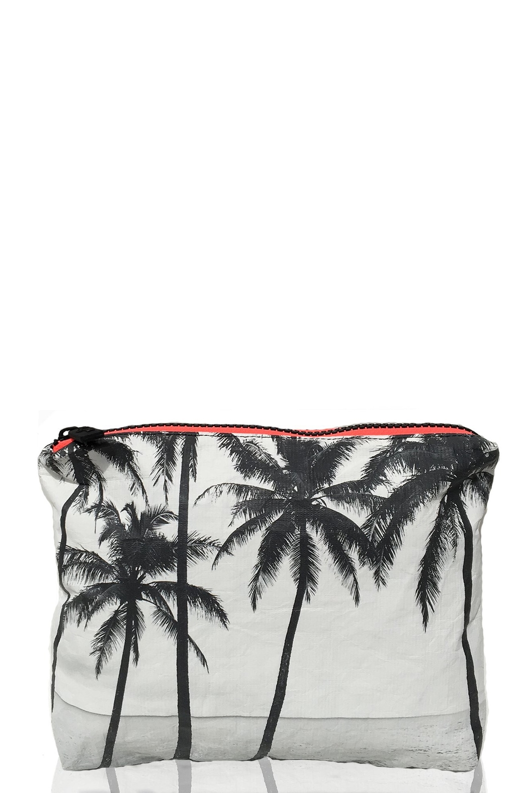 Aloha Collection Kalapana zipper bag - Front Cropped Image
