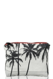 Aloha Collection Kalapana zipper bag - Front cropped