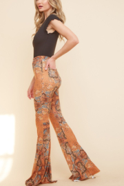 saints and hearts Kaleidoscope Pants - Front full body