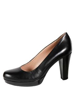 Shoptiques Product: Leather Platform Pump