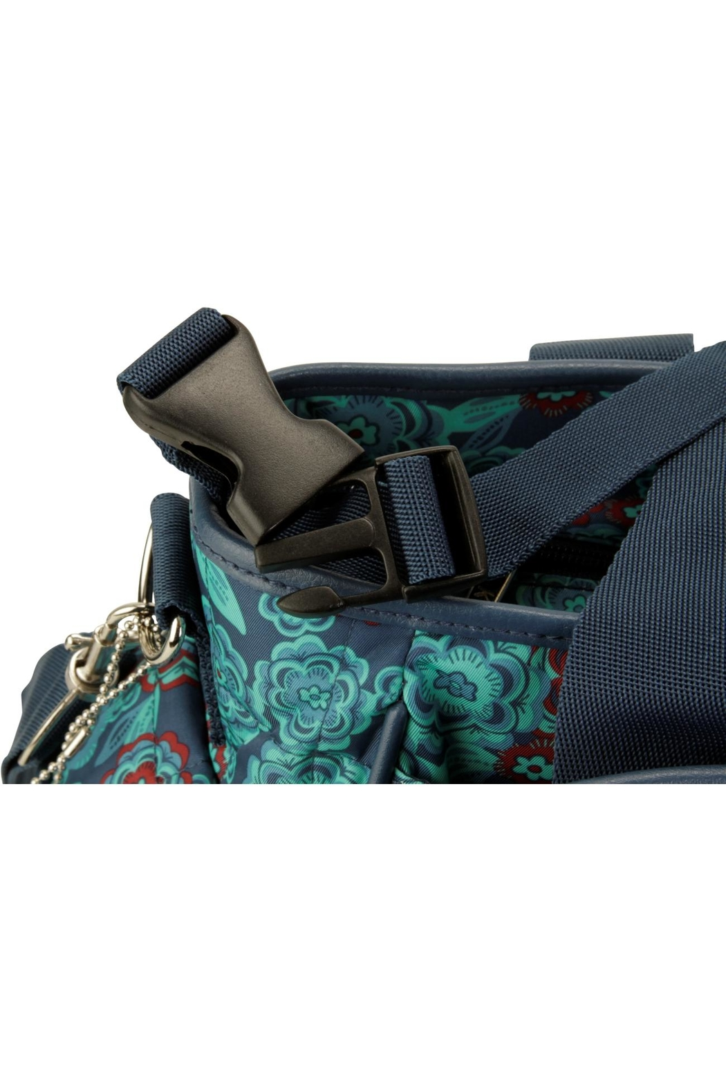 Kalencom Featherweight Diaper Bag - Side Cropped Image