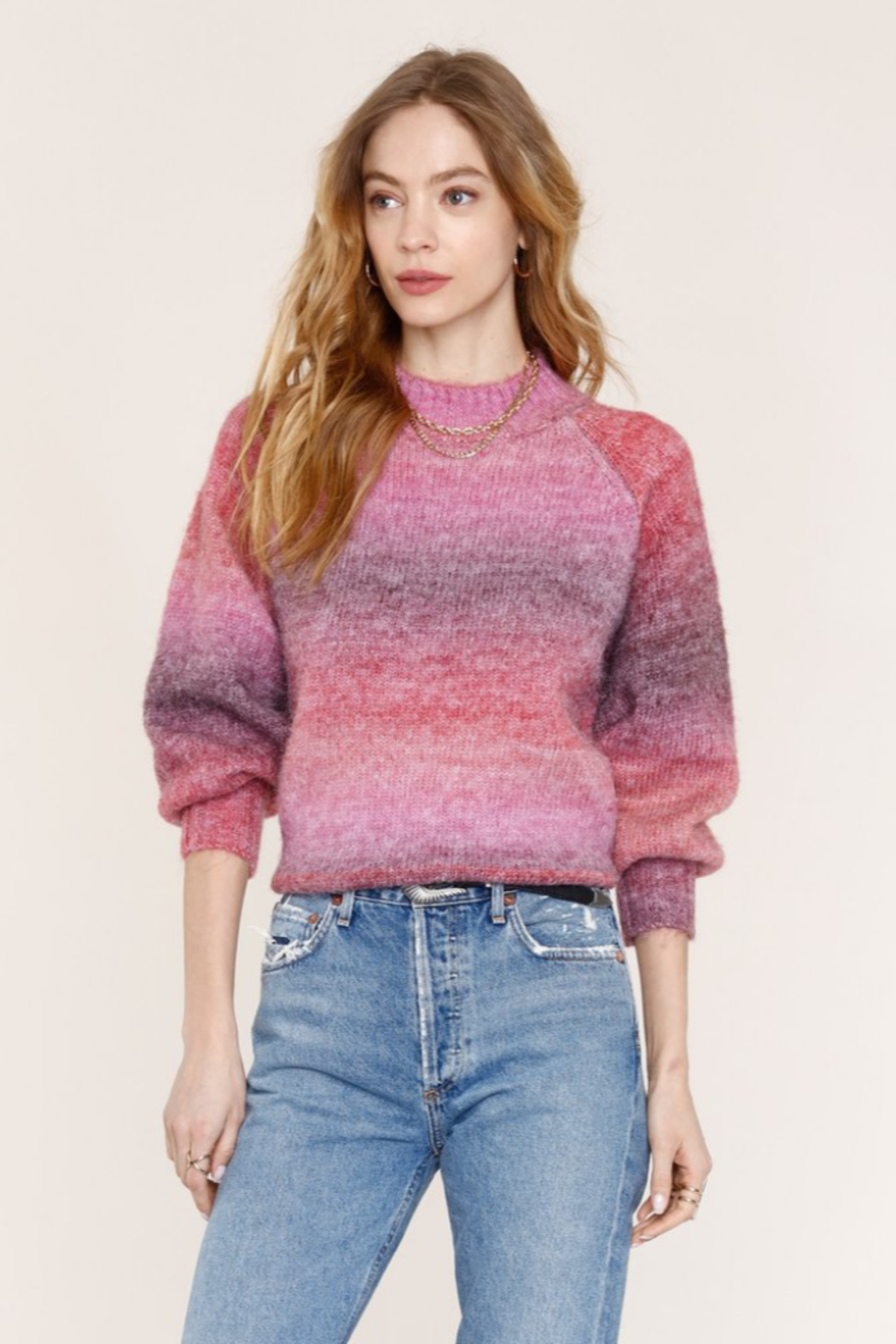 Heartloom Kallie Sweater - Front Cropped Image