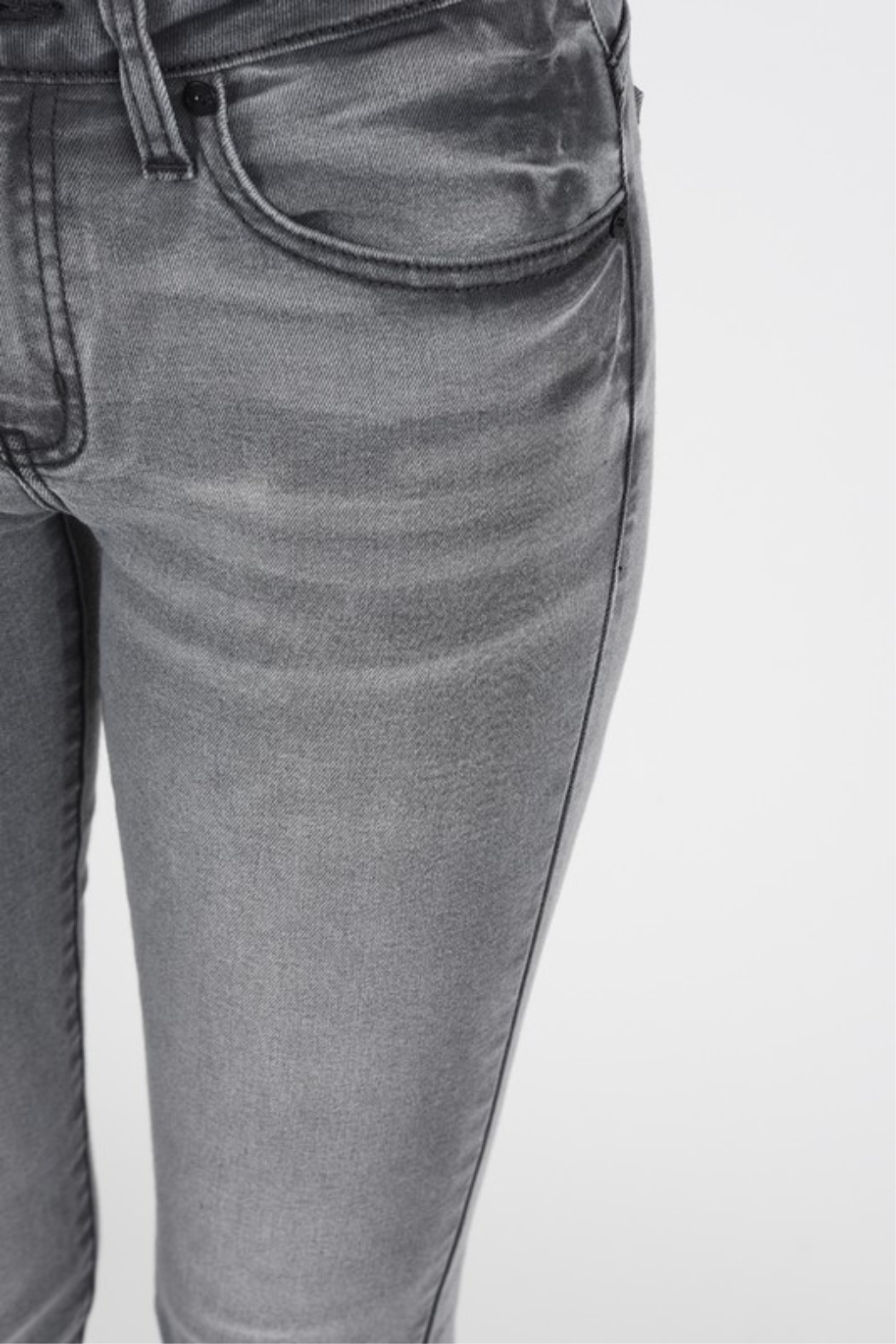 Kan Can Grey Skinny - Side Cropped Image