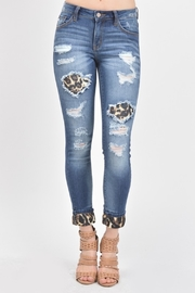 Kan Can Leopard crop - Product Mini Image