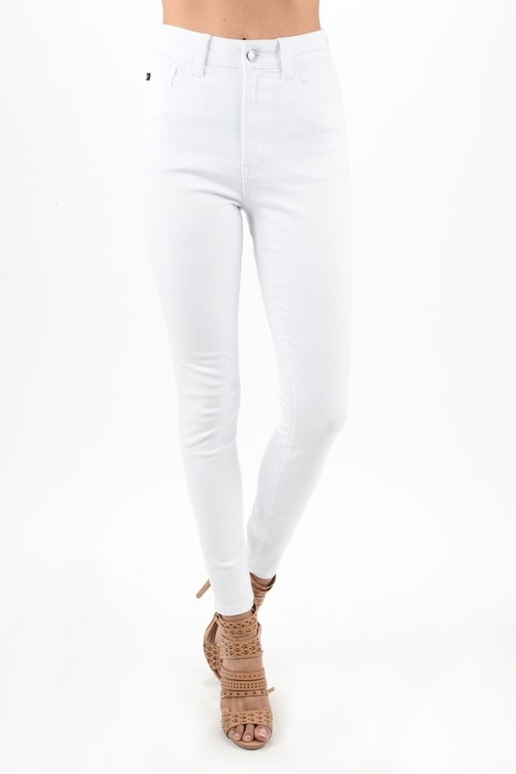 Kan Can skinny jean - Front Cropped Image