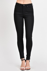 Kan Can Black Skinny Jeans - Product Mini Image