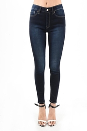 Kan Can Blue Skinny Jeans - Product Mini Image