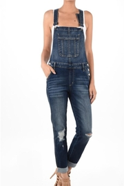 Kan Can Denim Overalls - Product Mini Image