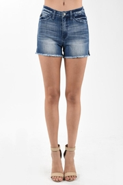 Kan Can Denim Shorts - Product Mini Image