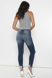Kan Can Distressed Skinny Jeans - Other