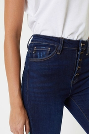 Kan Can Farrah Button-Fly Jeans - Other