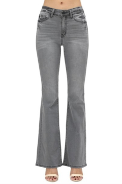 Kan Can Flare Leg Jean - Product List Image
