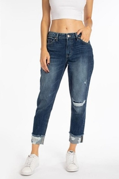 Kan Can Highrise Boyfriend Jean - Product List Image
