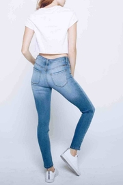 Kan Can Lightly Faded Skinny - Side cropped