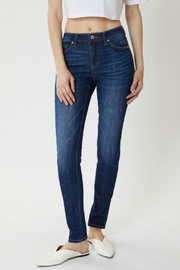 Kan Can Morgan Mid-Rise Jeans - Product Mini Image