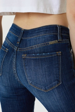 Kan Can Morgan Mid-Rise Jeans - Alternate List Image