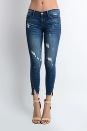 Kan Can Splitty Jean - Front cropped