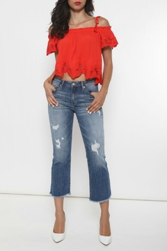 Shoptiques Product: Riley Cropped Flare