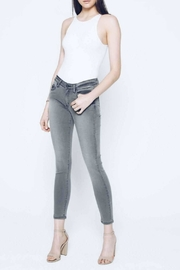 Kan Can Washed Grey Skinnies - Product Mini Image