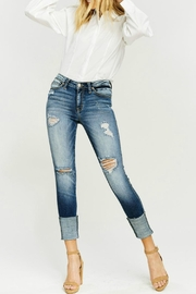 Kan Can Wide Cuff Skinny - Product Mini Image