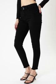 KanCan Addison Skinny Jeans - Front full body