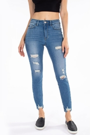 KanCan Ankle Distressed Skinny - Product Mini Image