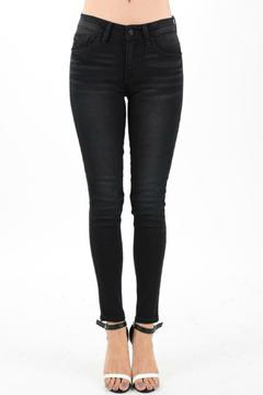 KanCan Black Faded Skinny - Product List Image