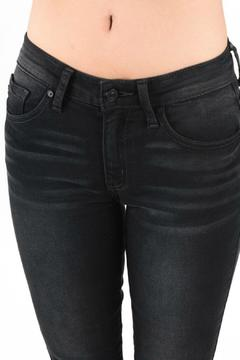 KanCan Black Faded Skinny - Alternate List Image
