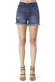 KanCan Button Front shorts (Kc8406D) - Product Mini Image