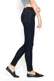 KanCan Dark Wash Jeans - Front full body