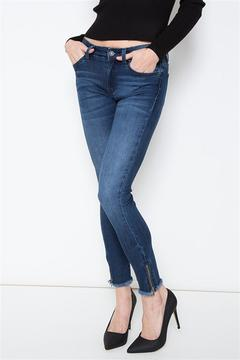 Shoptiques Product: Denim Skinny Jeans