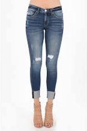 KanCan Distressed Denim Jeans - Product Mini Image