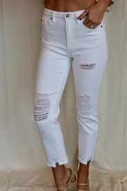 KanCan Haven Straight Jeans - Product Mini Image