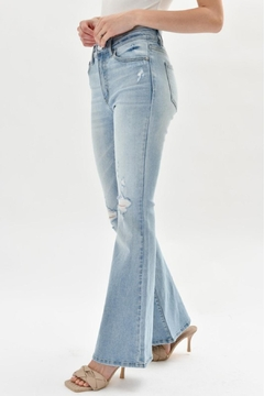 KanCan High-Rise Flare Jeans - Product List Image