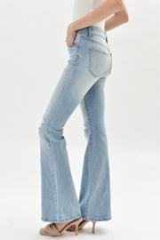 KanCan High-Rise Flare Jeans - Side cropped