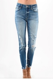 KanCan High Rise Jean - Front cropped