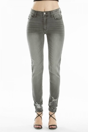 KanCan High-Rise Super-Skinny Gray-Wash Denim - Product Mini Image