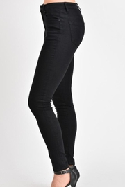 KanCan High-Waisted Black Jeans - Side cropped