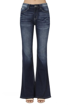 Shoptiques Product: Kancan Boot Cut Jeans