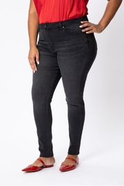 KanCan Kancan Mid-Rise Skinny Jeans - Side cropped