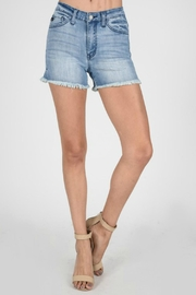 KanCan Kasia Cut Off Shorts - Product Mini Image