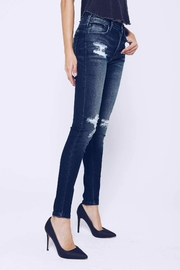 KanCan Lexis Distressed Jeans - Front full body