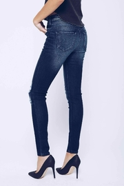 KanCan Lexis Distressed Jeans - Side cropped
