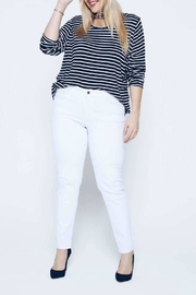 KanCan Lexis White Jeans - Product Mini Image