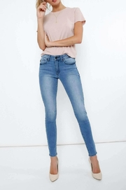 KanCan Light Indigo Skinny - Product Mini Image