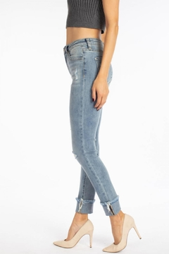 KanCan Light Relaxed Denim - Alternate List Image