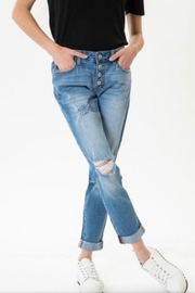 KanCan Mid Rise Jean - Front cropped