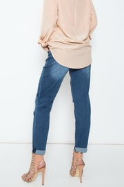 KanCan Relaxed Distressed Skinny Jean - Other