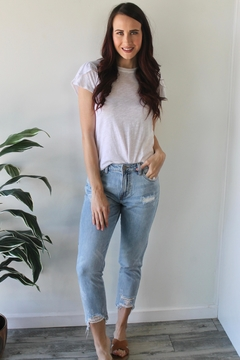 Shoptiques Product: Relaxed Mom Jeans