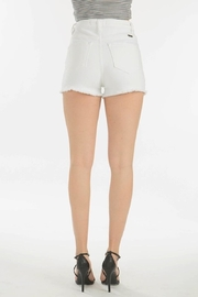 KanCan White High-Rise Shorts - Other